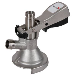 Keg coupler -A-system
