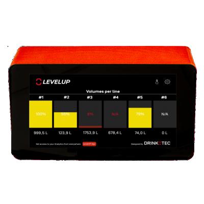 Volumteller Level-UP