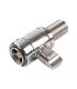 Shank -US, kompensator, SS, 60mm, 5/16″JG, 1/2″